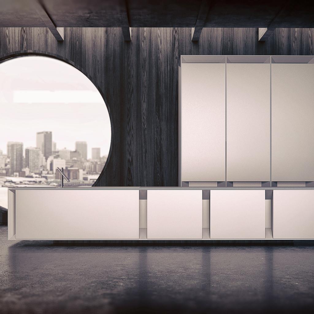 Küche sd 001 Frontansicht